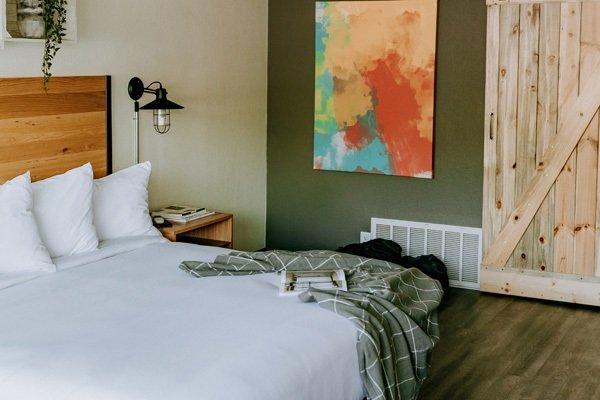 SCP Colorado Springs Hotel Guest Room