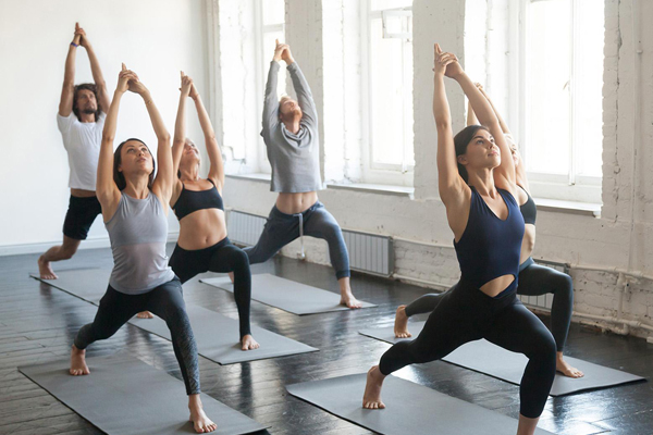 Yoga at SCP Fit