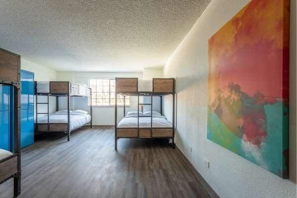 SCP Colorado Springs Bunk Room