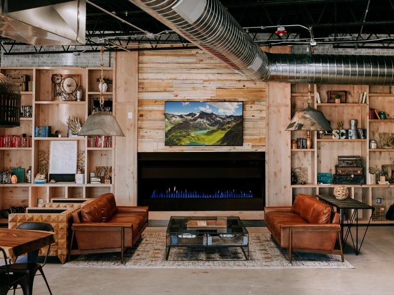 SCP Colorado Springs Lobby