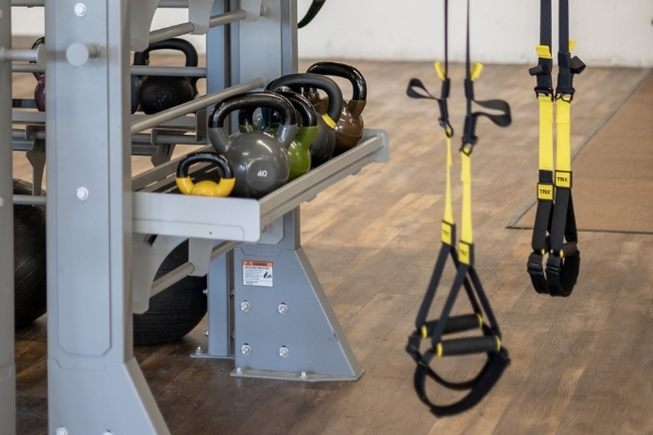TRX and Weights at SCP Fit