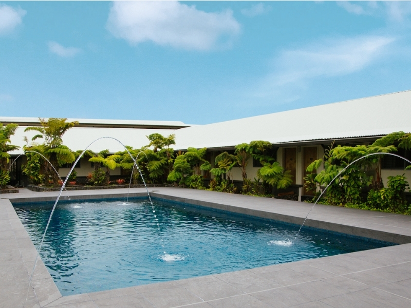 SCP Hilo Outdoor Pool